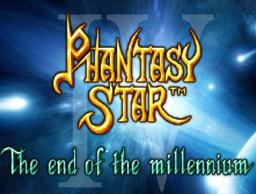 Phantasy Star4